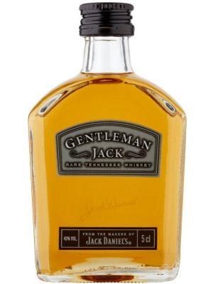 GENTLEMAN JACK WHISKY 0.05L