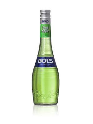 BOLS LICHIOR SOUR APPLE 0.7L