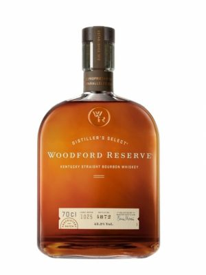 WOODFORD RESERVE WHISKY 0.7L