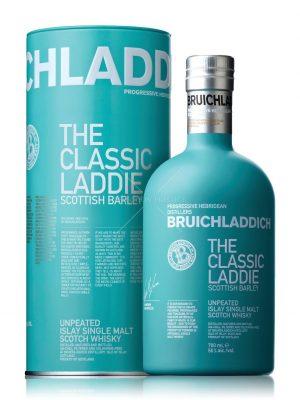 BRUICHLADDICH CLASSIC LADDIE SINGLE MALT WHISKY 0.7L