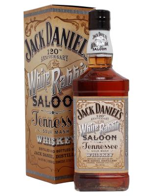 JACK DANIEL'S WHISKY WHITE RABBIT SALOON 0.7L