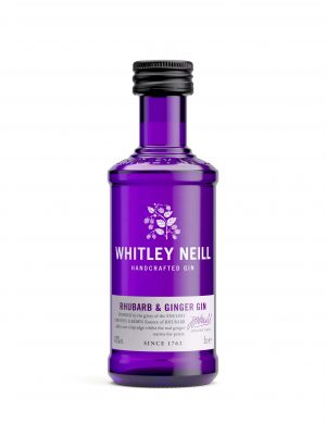 WHITLEY NEILL RHUBARB & GINGER GIN 0.05L