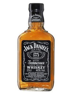 JACK DANIEL'S WHISKY 0.2L