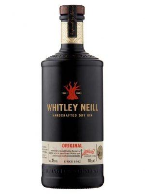 WHITLEY NEILL ORIGINAL GIN 0.7L