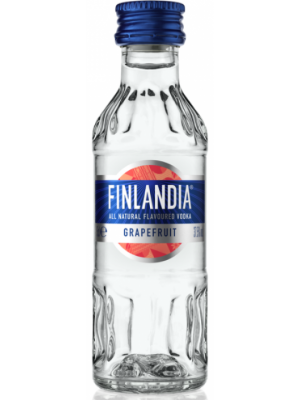 FINLANDIA VODKA GRAPEFRUIT 0.05L