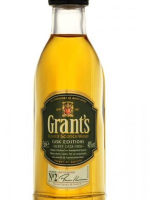 GRANT'S WHISKY SHERRY CASK 0.05L