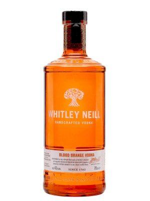 WHITLEY NEILL VODKA BLOOD ORANGE 0.7L