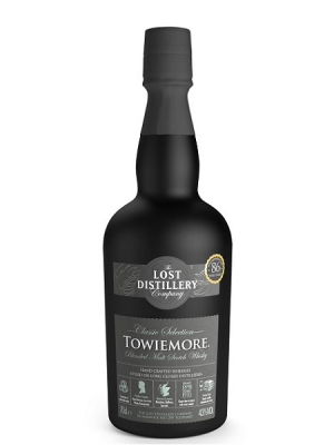 LOST DISTILLERY CLASSIC TOWIEMORE WHISKY 0.7L
