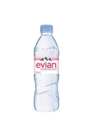EVIAN APA PLATA PET 0.5L X 6 BUCATI
