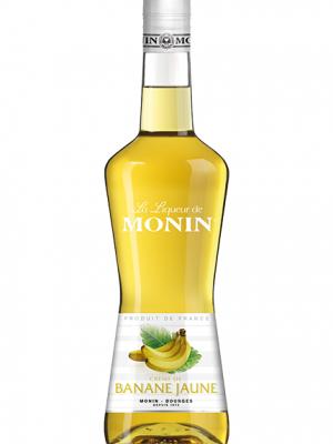 MONIN LICHIOR BANANA 0.7L
