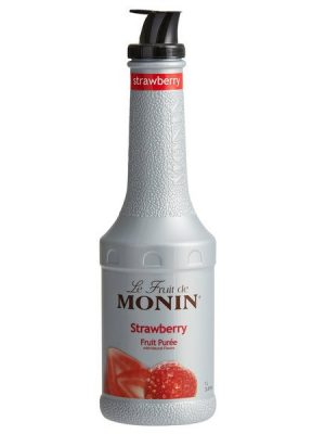 MONIN PIURE DE FRUCTE STRAWBERRY 1L