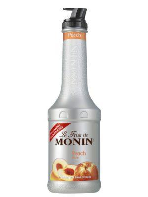 MONIN PIURE DE FRUCTE PEACH 1L