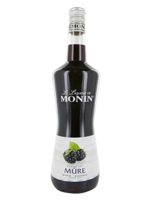 MONIN LICHIOR BLACKBERRY 0.7L