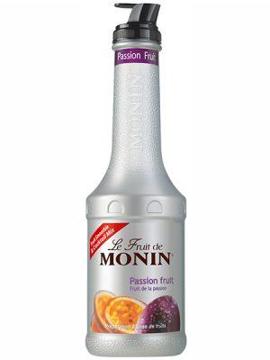 MONIN PIURE DE FRUCTE PASSION FRUIT 1L
