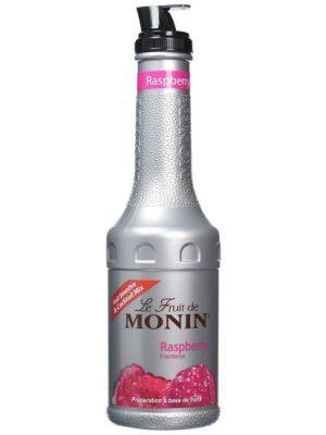 MONIN PIURE DE FRUCTE RASPBERRY 1L