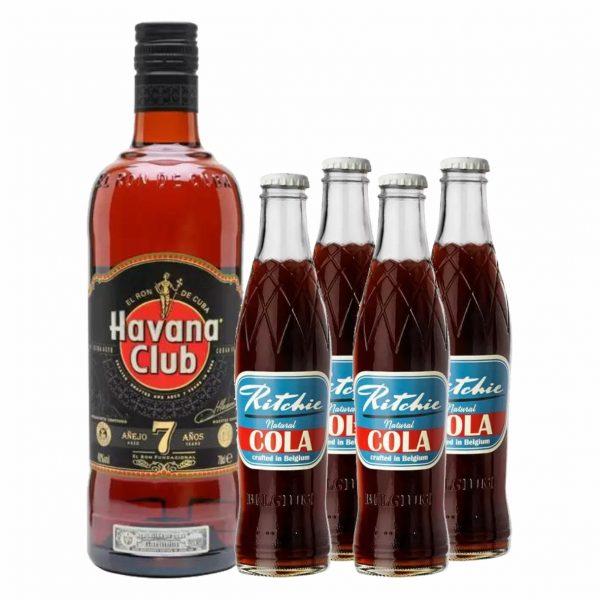 Pachet Unique Cuba Libre