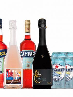 Pachet MAXI Italian Essentials Kit