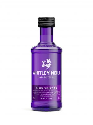 WHITLEY NEILL GIN PARMA VIOLET 0.05L