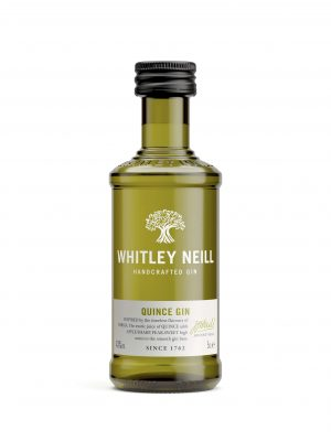 WHITLEY NEILL QUINCE GIN 0.05L