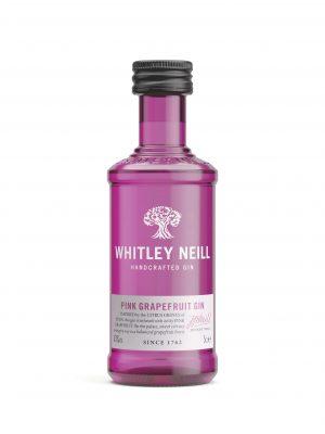WHITLEY NEILL GIN PINK GRAPEFRUIT 0.05L