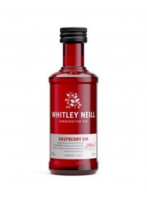 WHITLEY NEILL GIN RASPBERRY 0.05
