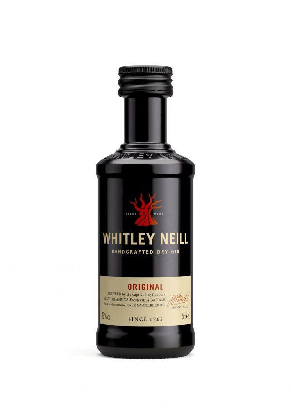 WHITLEY NEILL GIN ORIGINAL 0.05L