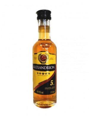 ALEXANDRION BRANDY 5 STELE 0.05L