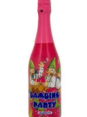 Bambino Party Zmeura 0.75L